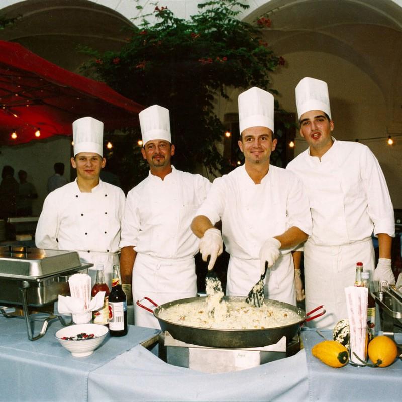Livingbistro Catering Historie